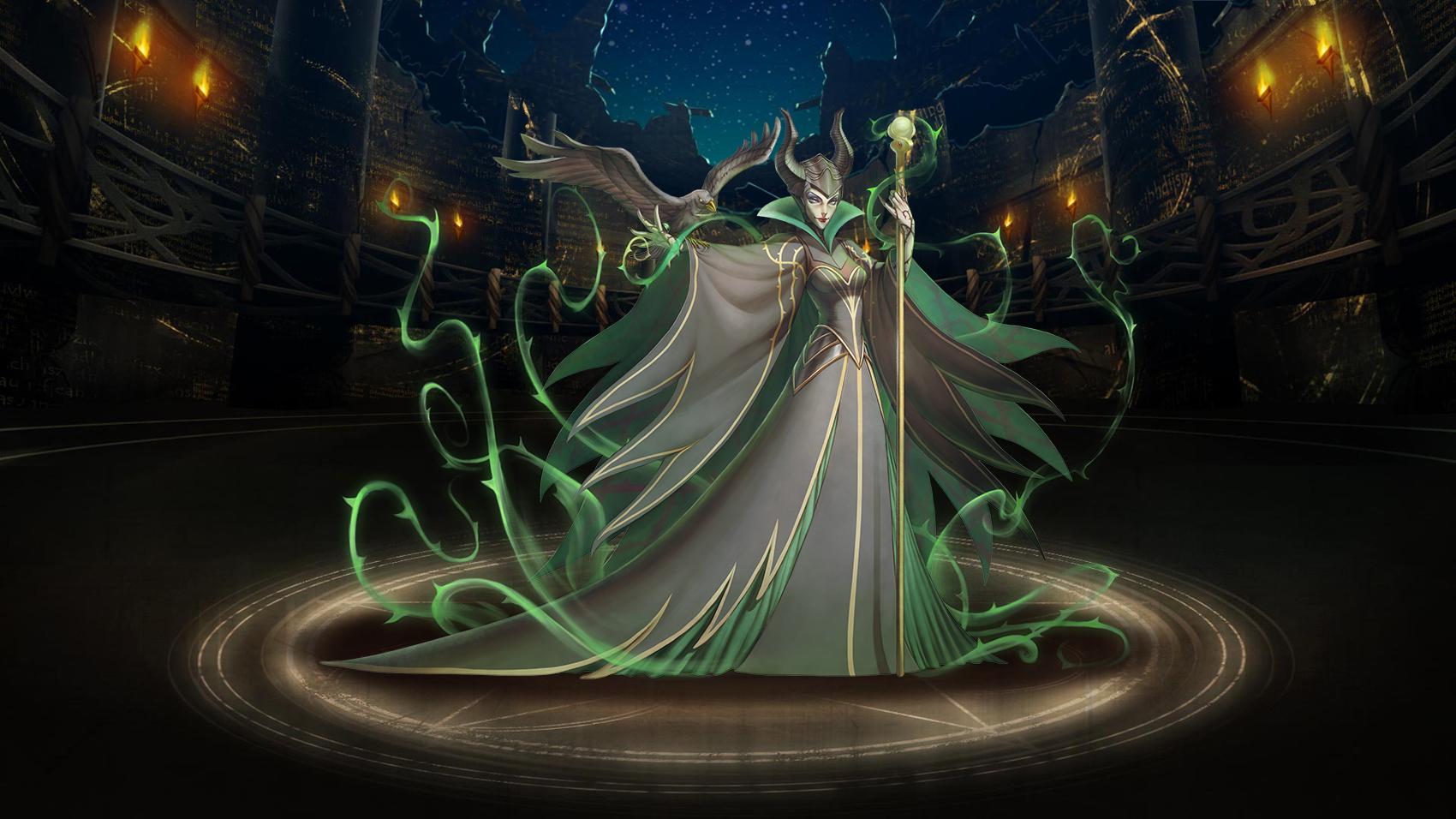Maleficent the Evil Mistress - Tower of Saviors Wiki