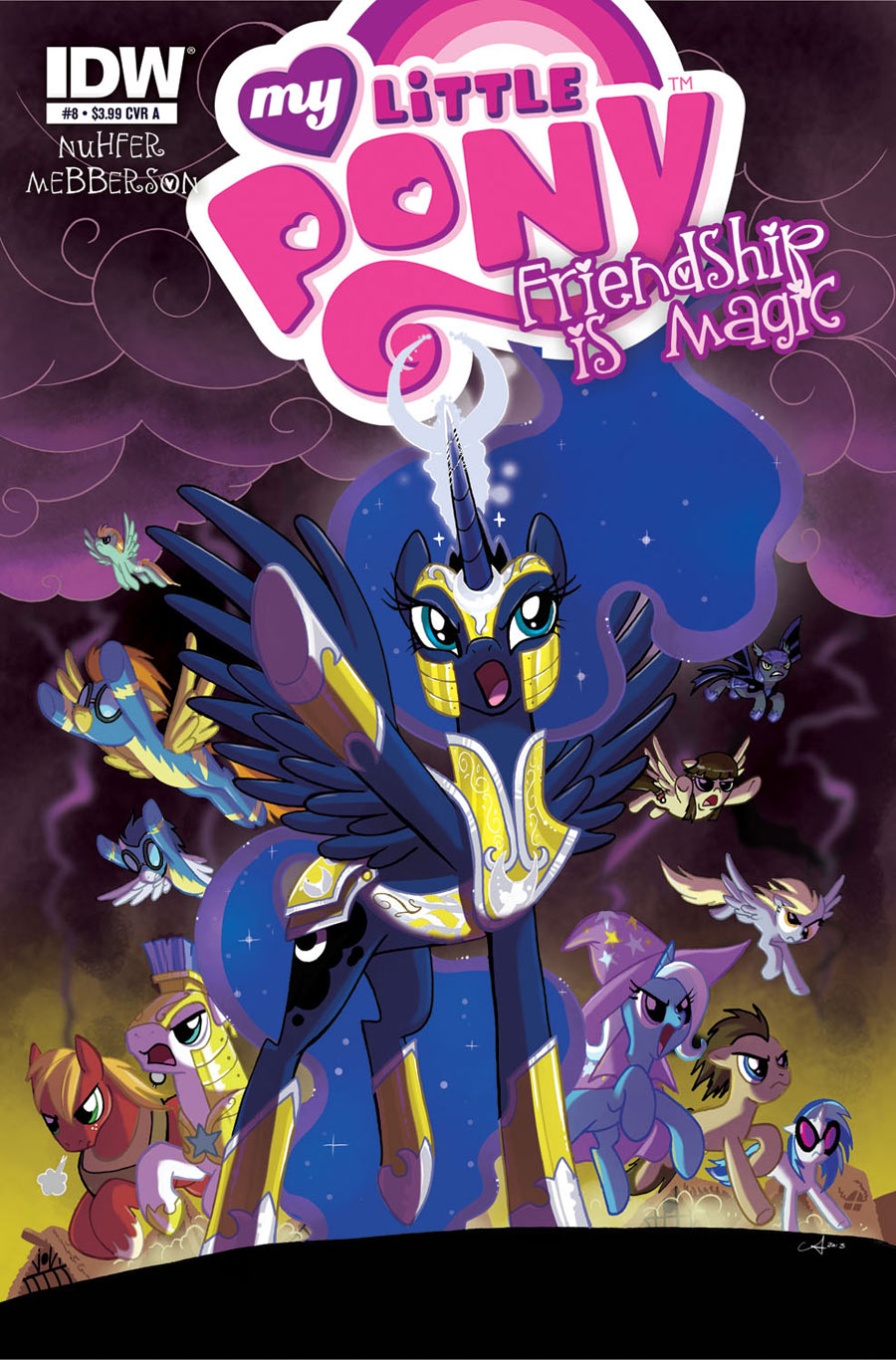 My Little Pony Friendship Is Magic Comic