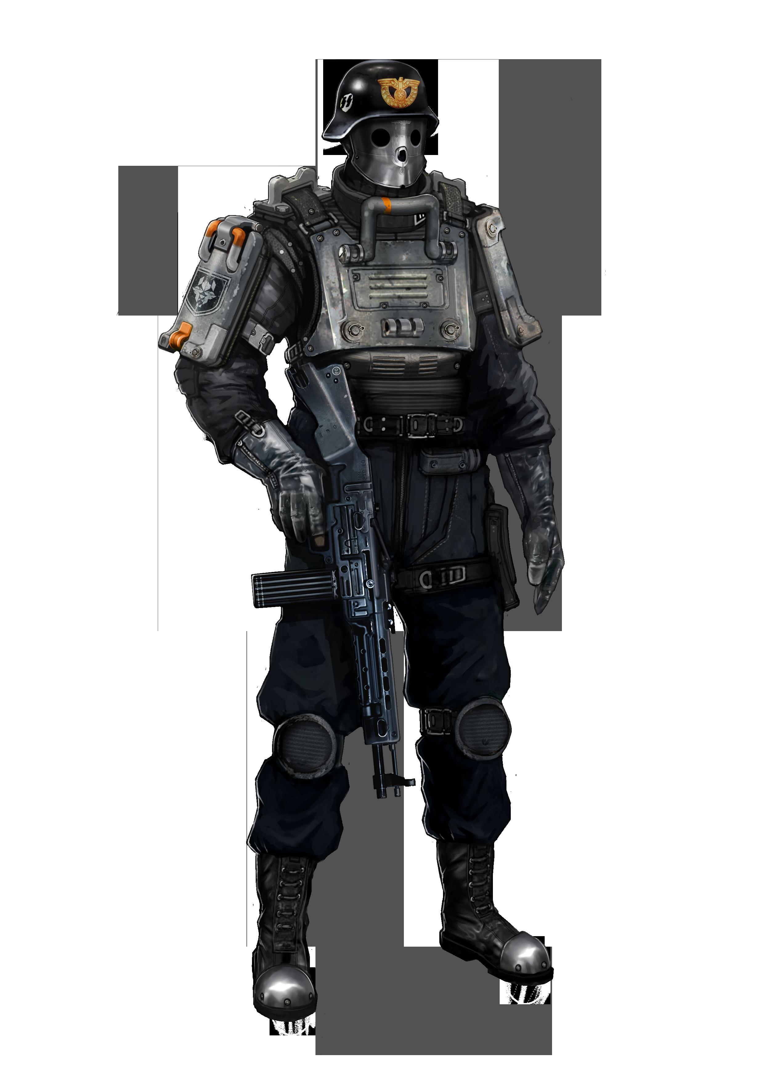 Black Guard Wolfenstein Wiki