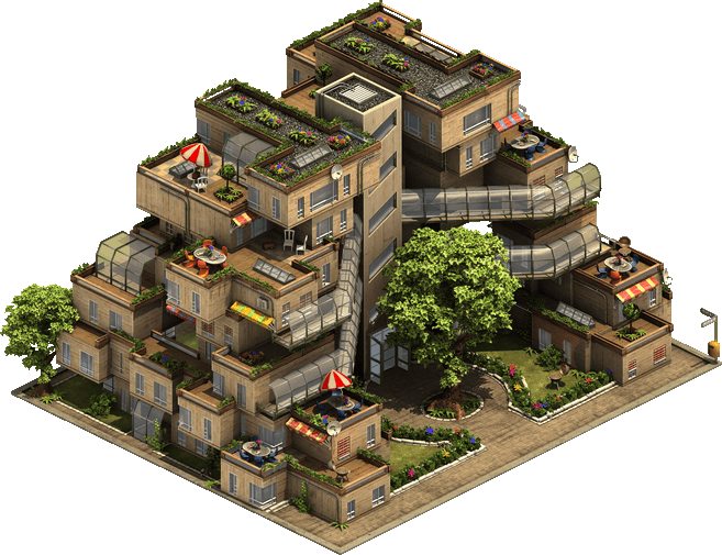 The habitat forge of empires wiki