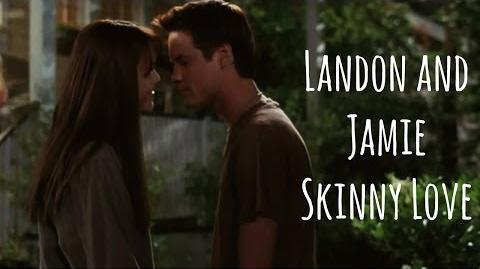 Landon and Jamie Skinny love