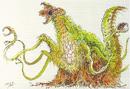 Concept Art - Godzilla vs. Biollante - Biollante 6.png