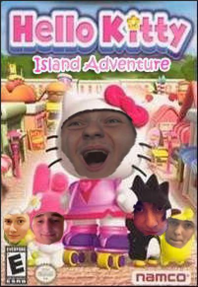 Hello Kitty Island Adventure Gameplay