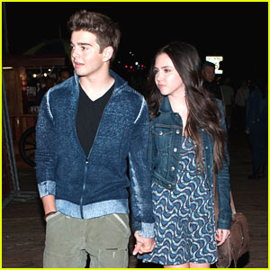 Ryan-newman-jack-griffo-pier-hold-hands jpgRyan Newman Actress Boyfriend