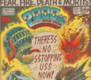 Things said by or about Judge Death