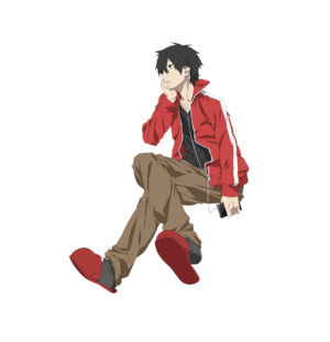 Kagerou Project - Mekaku City Actors 300px-ShintaroCM
