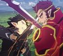 Sword Art Online Episode 20
