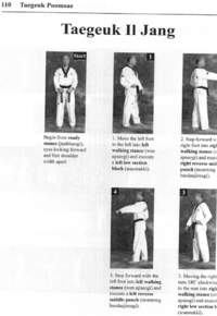 The Book of Teaching & Learning Taekwondo , another WTF -sponsored ...