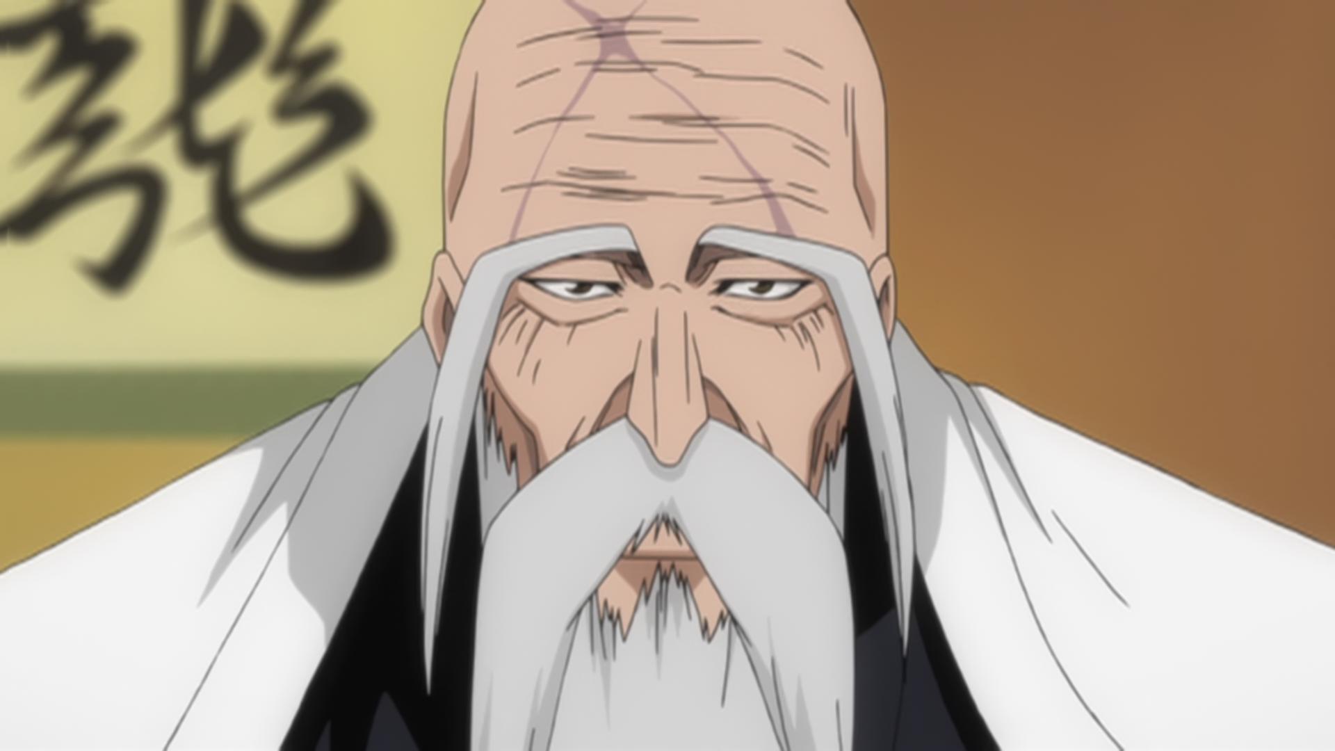 Genryūsai Shigekuni Yamamoto - Bleach Wiki - Wikia