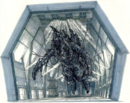 Concept Art - Godzilla Final Wars - Mummified Gigan 3.png