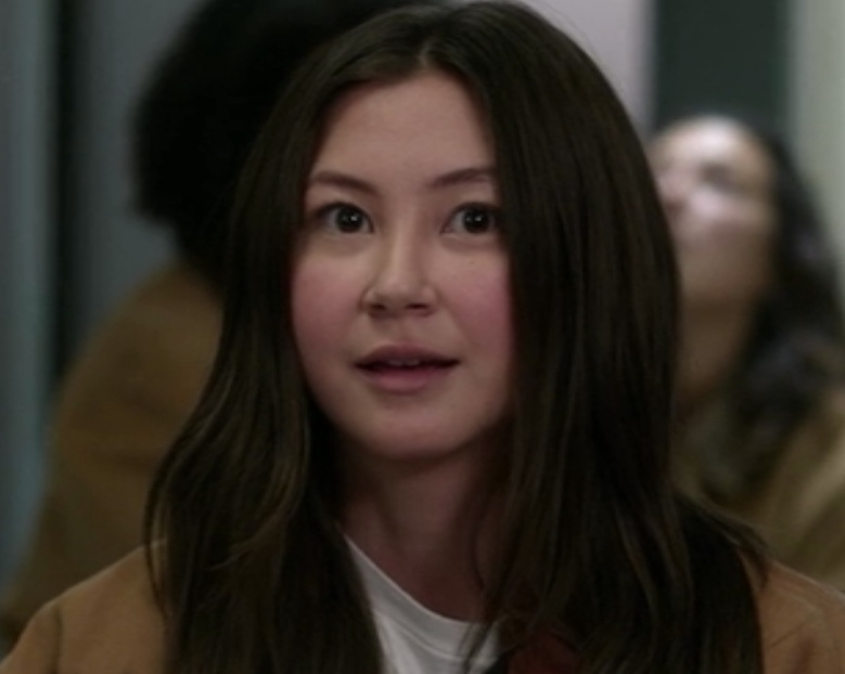 Orange is the new black chinese girl