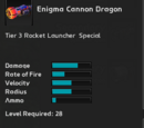 Engima Cannon Dragon Edition