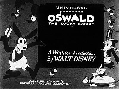 Oswald the Lucky Rabbi...