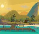 Miejsca na Wyspie Totalnej Porażki