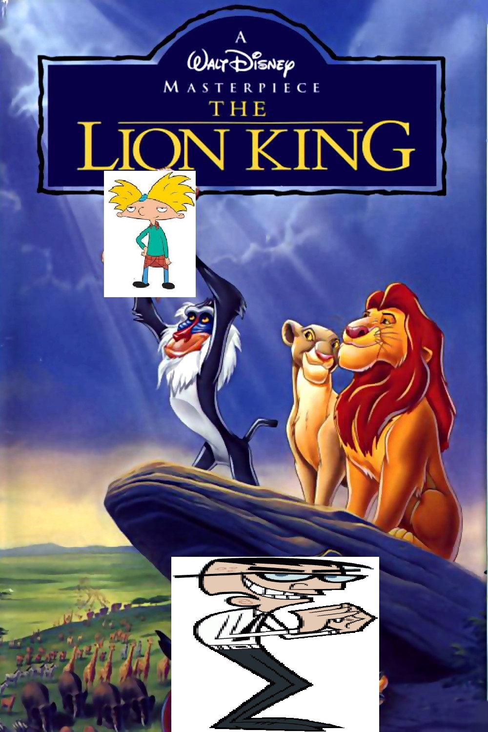 The Human King Starring Arnold Shortman From Quot Hey Arnold