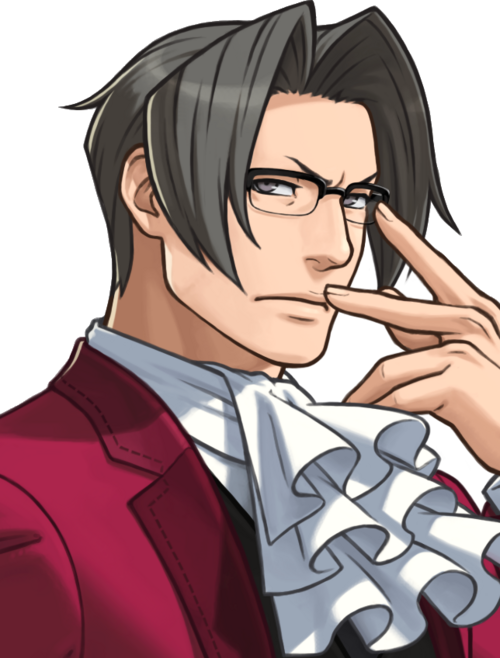 Miles Edgeworth The Ace Attorney Wiki Ace Attorney