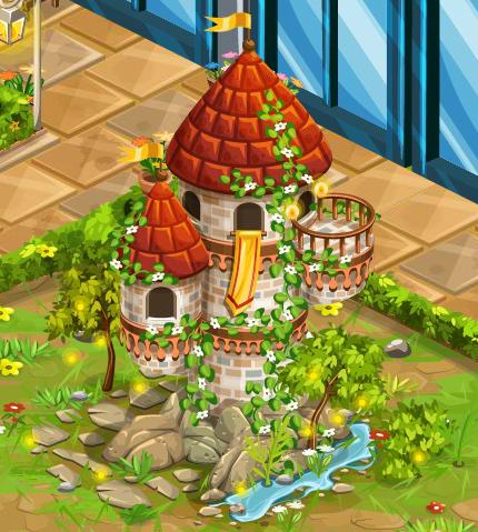 big farm fairy tale