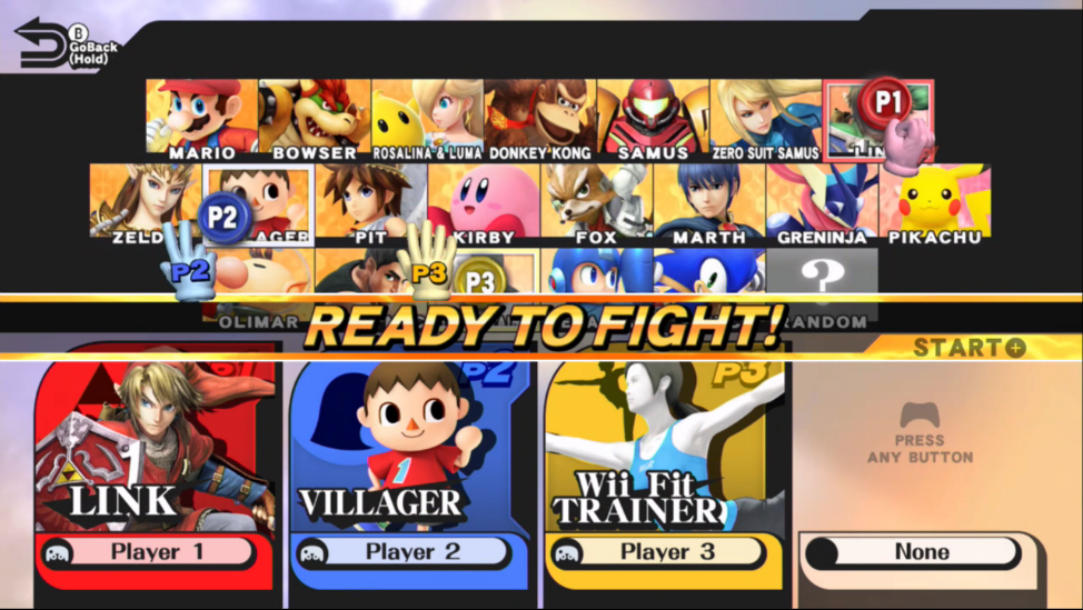 character selection screen smashpedia the super smash