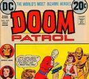 Doom Patrol Vol 1 124