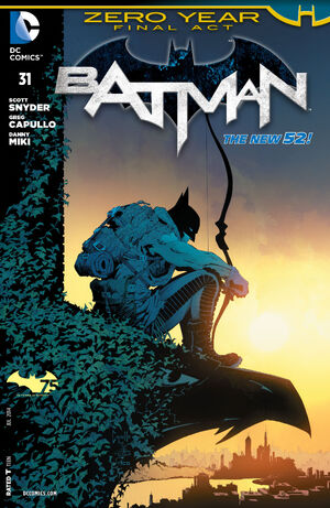 [DC Comics] Batman: discusión general 300px-Batman_Vol_2_31