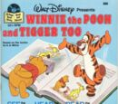 Winnie the Pooh and Tigger Too (Disney Read-Along)