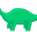 Apatosaurus Plushie