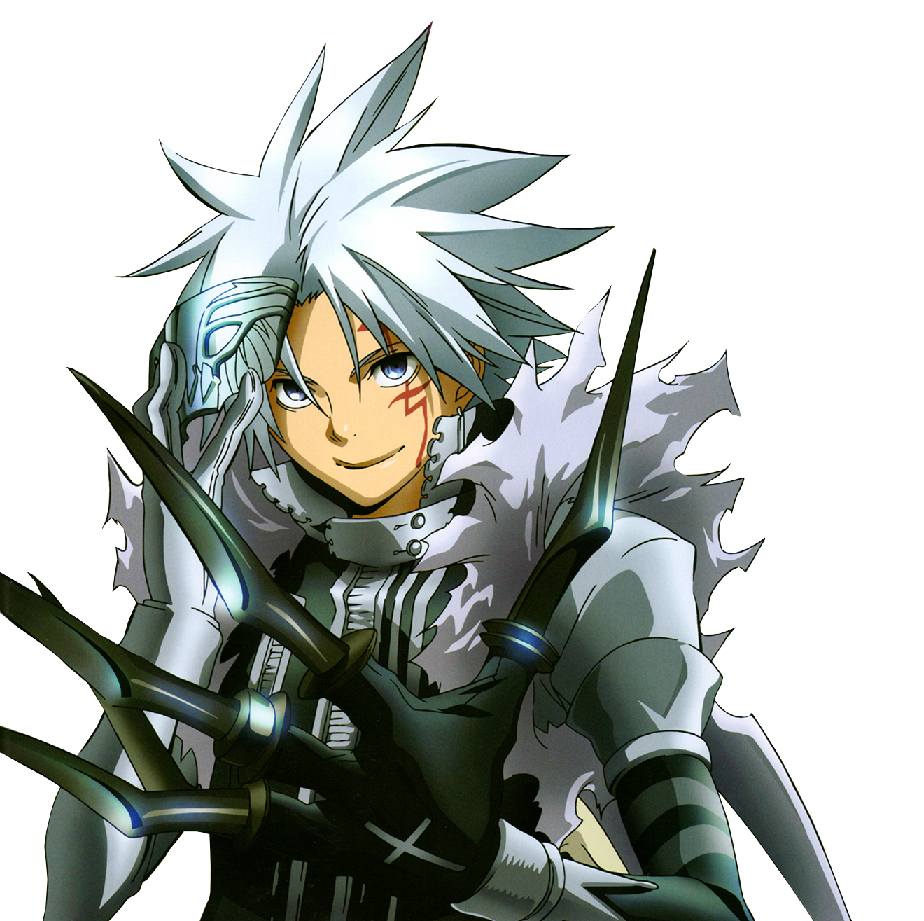 Imagen D Gray Man Anime Allen Walker Png Sonic Wiki