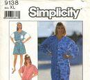 Simplicity 9138 B