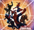 MARVEL COMICS: Ultimate Spider-Man Web Warriors season 3