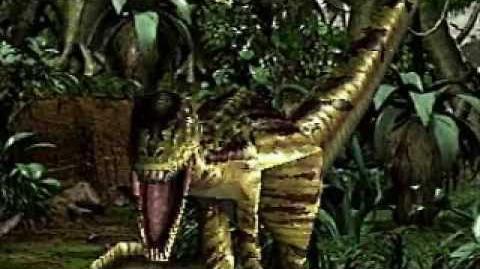 PlayStation - Dino Crisis 2 E3 Trailer (HD)