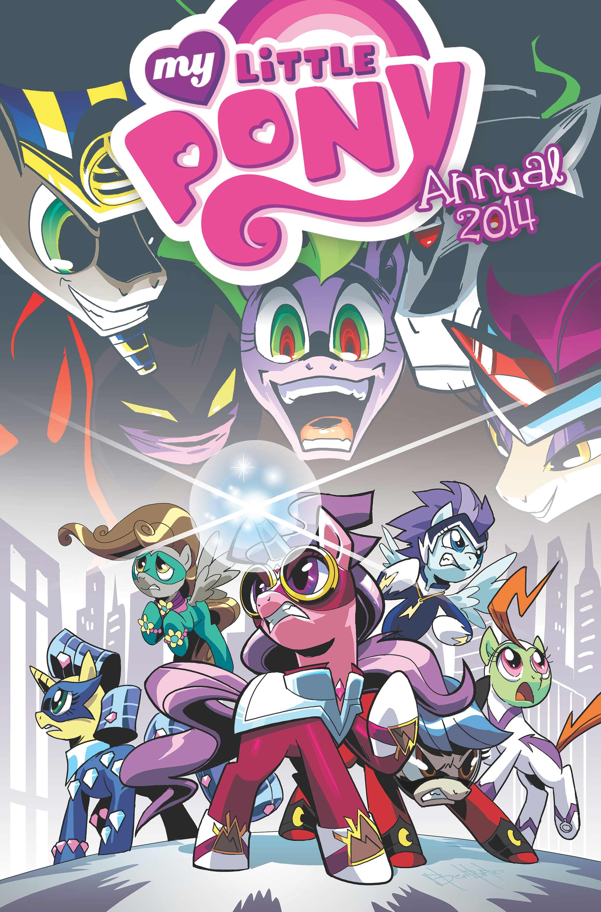 my little pony annual 2014  my little pony friendship is