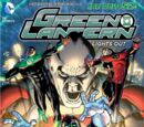 Green Lantern: Lights Out (Collected)