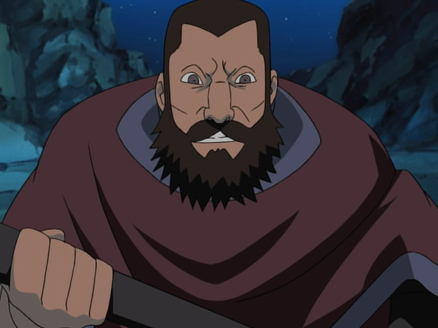 Anime Beard: Narutopedia, The Naruto Encyclopedia Wiki