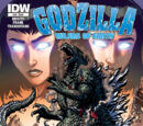 Godzilla: Rulers of Earth Issue 16