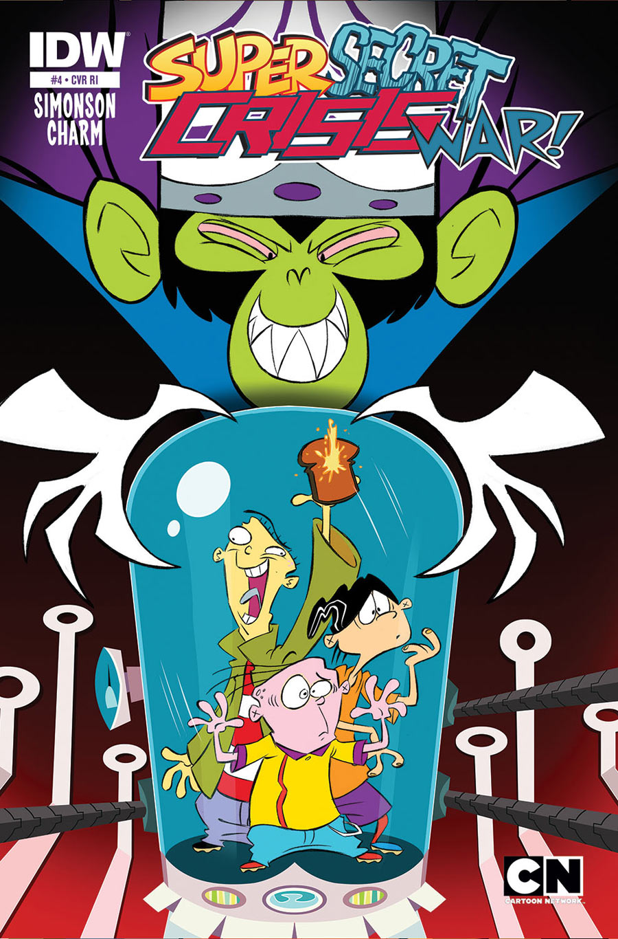 Cartoon Network Super Secret Crisis War #1 - All-Comic.com