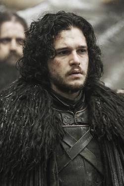 Jon Snow in The Children