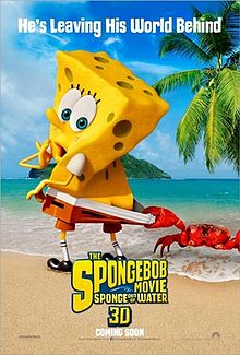 Spongebob: Anh Hùng Lên Cạn  -  The SpongeBob Movie: Sponge Out of Water