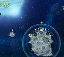 Beak Impact 8-27 (Angry Birds Space)