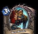 Ben Brode