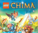 LEGO Legends of Chima: Księga przygód
