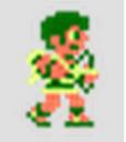 Sprite del color verde de Pit en Kid Icarus.png