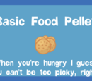 Basic Food Pellet