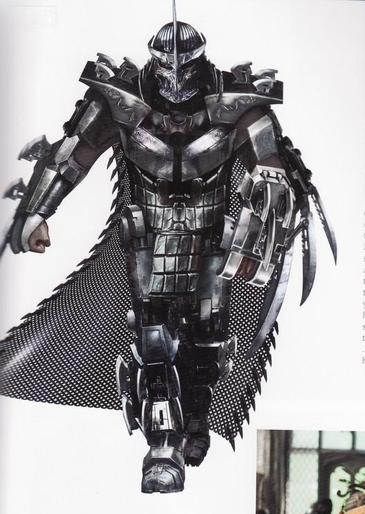 Ninja Turtle Movie 2014 Shredder Shredder – Teenage M...