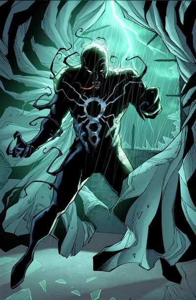Peter Parker (Earth- 70134) now bonded Permanently with the Venom ... Ultimate Spider Man Peter Parker Costume