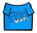 500 Users Shirt