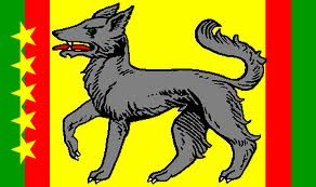The Flag of the Democratic Republic of Solentia
