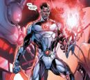 Cyborg (Legends Collide)