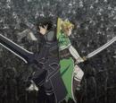 Sword Art Online Episode 23