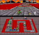 Bowser Castle 1 (SNES)