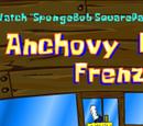 Anchovy Feeding Frenzy
